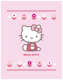 Fleece deka Hello Kitty Caroline 110/140