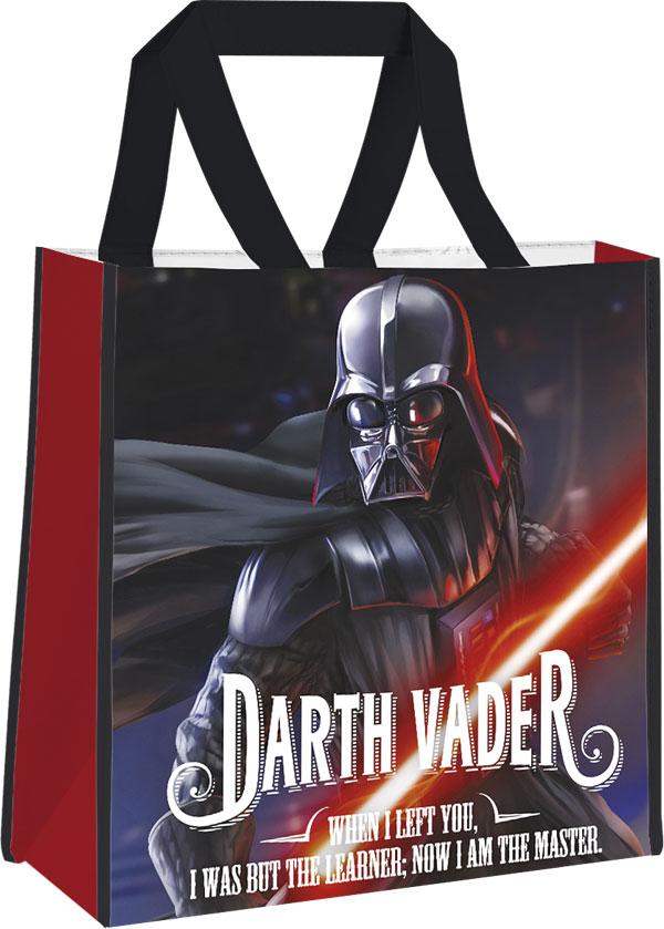 ab86c431f9 Dětská nákupní taška Star Wars Darth Vader 38 cm