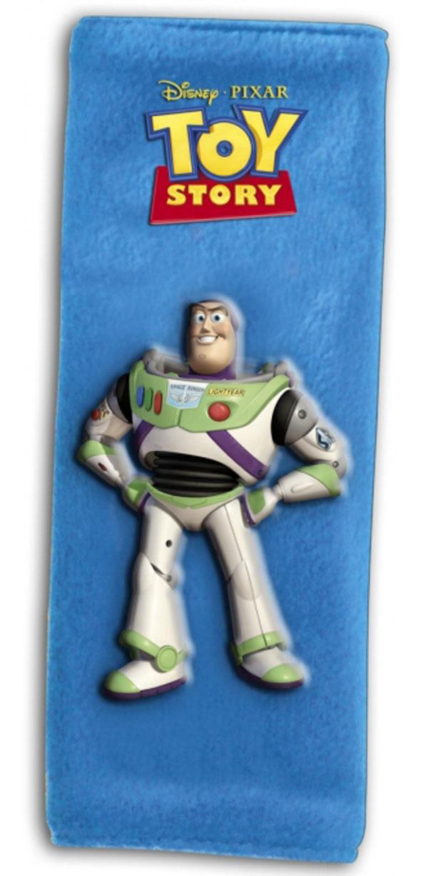 Eurasia Potah bezpečnostního pásu Toy Story Buzz 20x7 cm