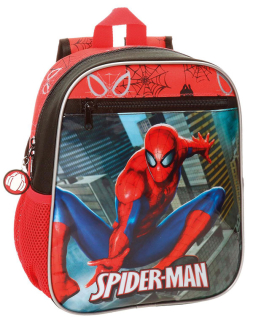 Junior batoh Spiderman City 28 cm